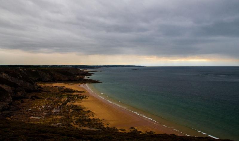 La plage du Cap Fréhel en Bretagne