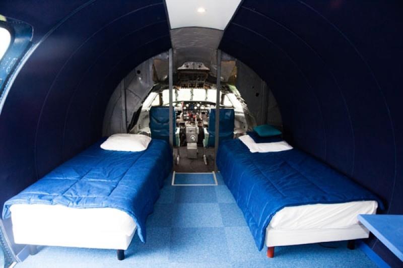 Lits- Hébergement insolite - dormir dans une caravelle !