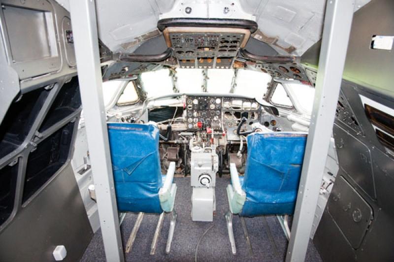 Cockpit - Hébergement insolite : dormir dans une caravelle !
