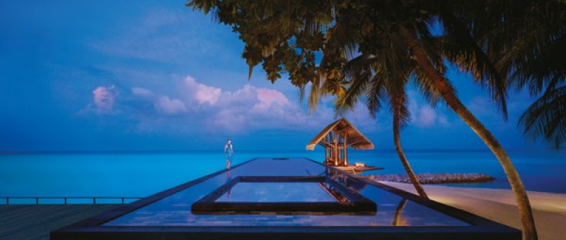 Piscine - One & Only Reethy Rah aux Maldives