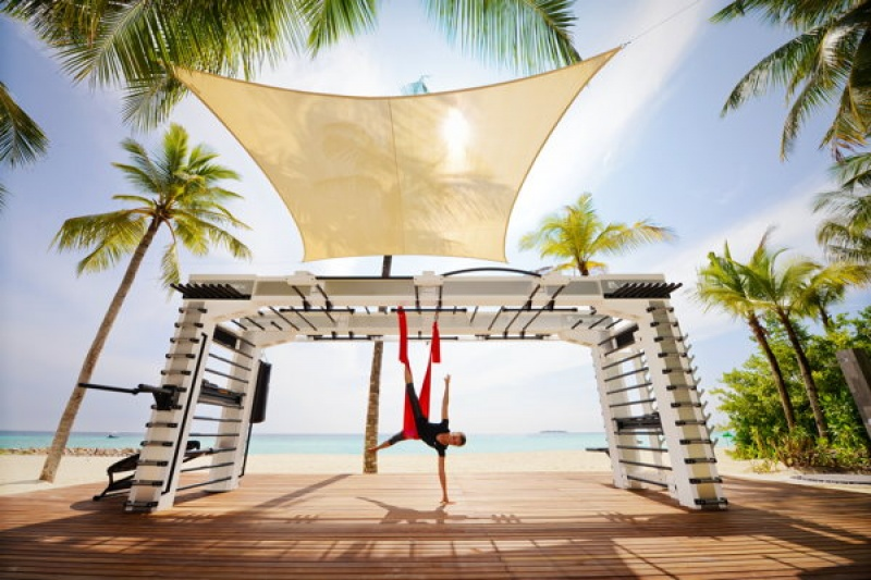 Yoga - One & Only Reethy Rah aux Maldives