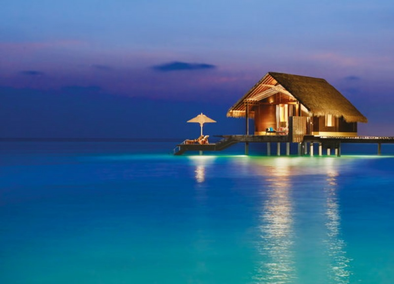 Paillote - Le One&Only Reethi Rah aux Maldives