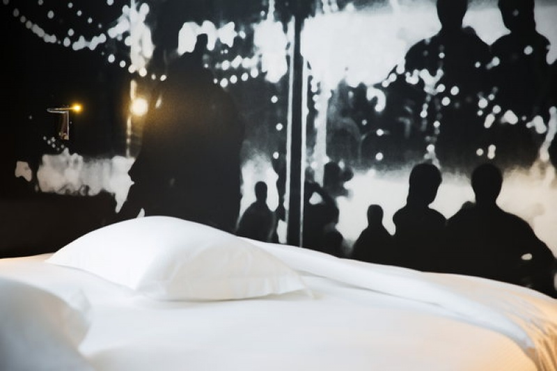 Oreiller - L'hôtel L'Antoine à Paris
