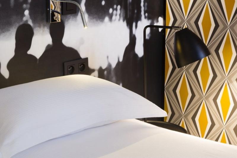 Autre chambre - L'hôtel L'Antoine à Paris