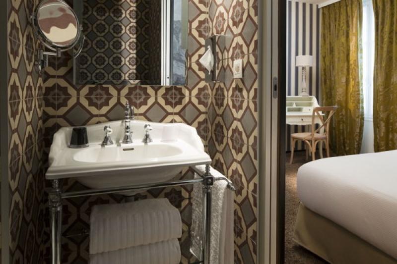 Autre salle de bain - L'hôtel L'Antoine à Paris