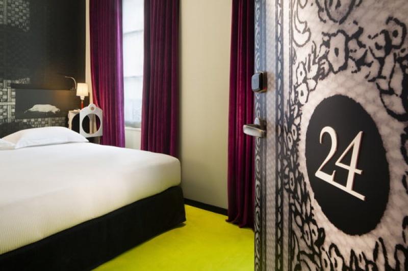 Chambre 24 - L'hôtel L'Antoine à Paris