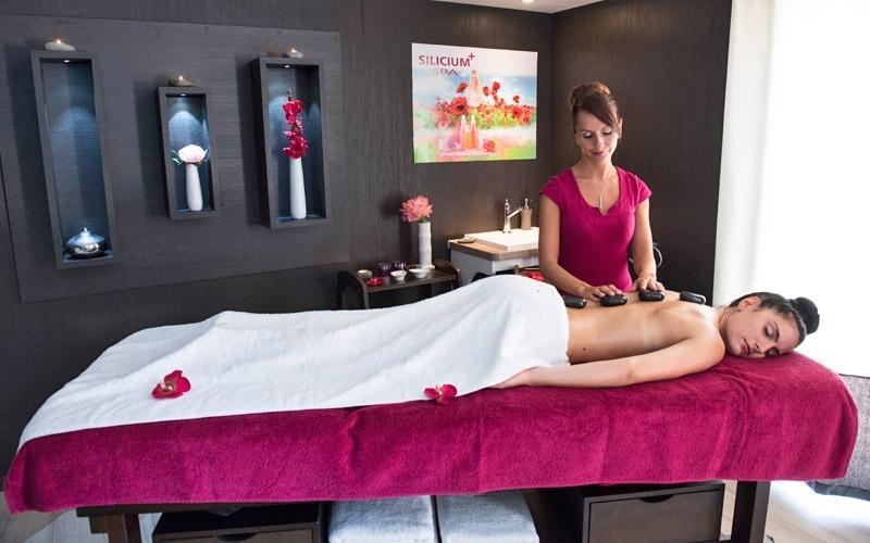 Massage et spa - Holiday Green de Fréjus