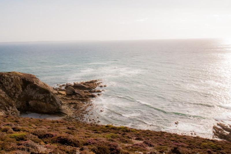 Découvrir la pointe de Pen-hir en Bretagne