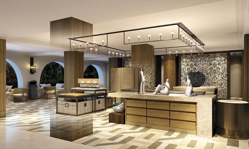 Boutique - accueil - Touessrok Resort
