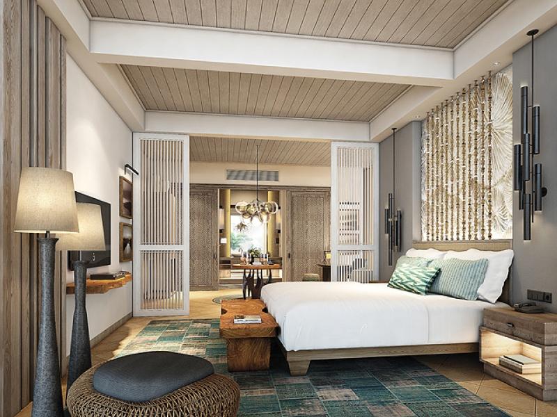 suite - Touessrok Resort à l'île Maurice