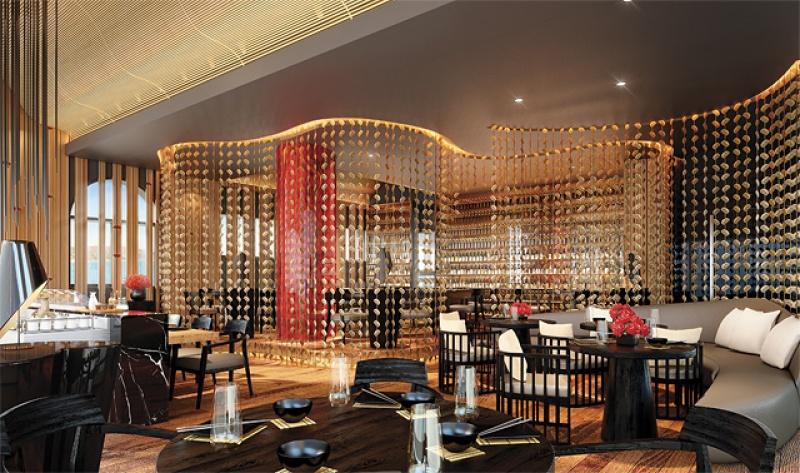 Restaurant - Touessrok Resort