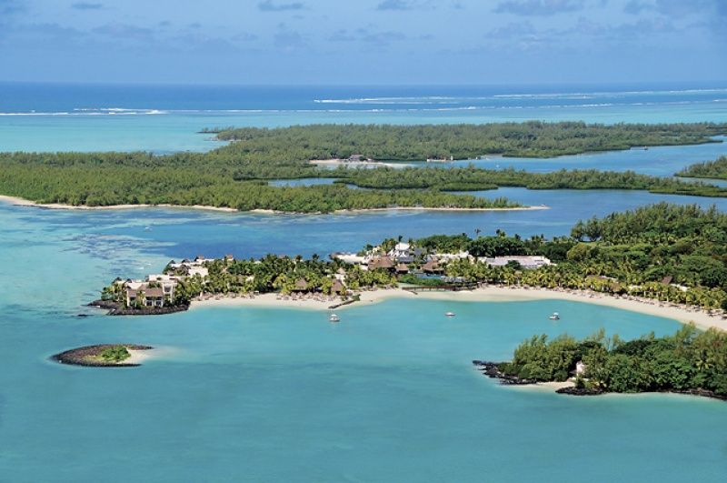 Lagoon - île Maurice