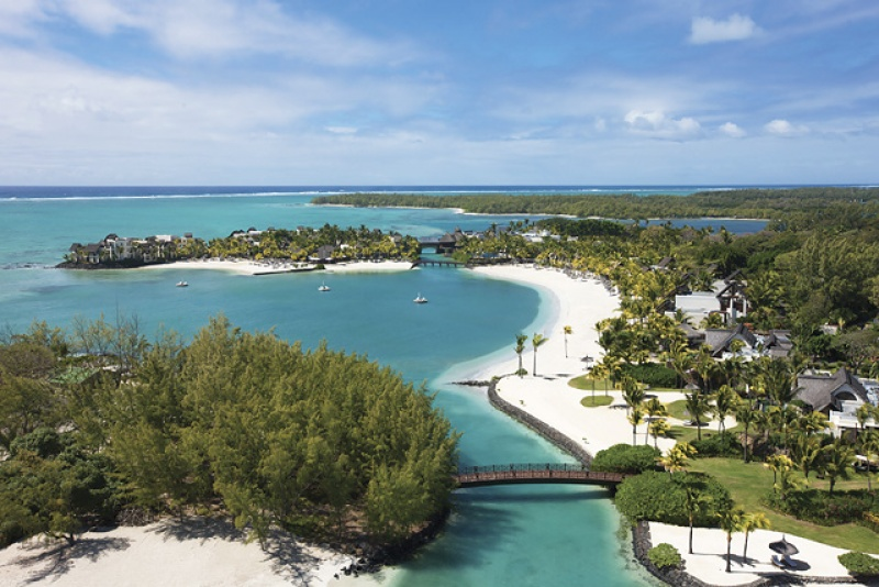 Resort sublime à l'île Maurice