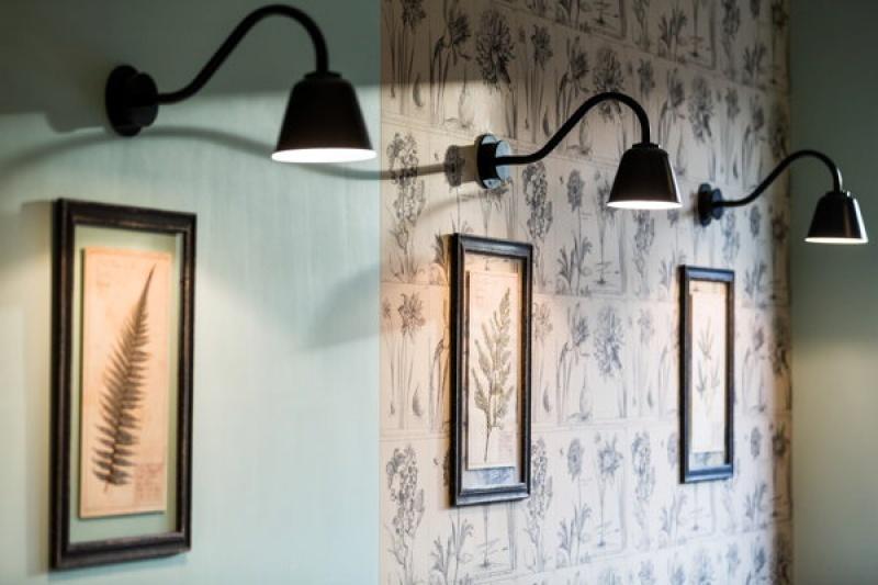 Déco couloir - Villa Bougainvilles à Nice