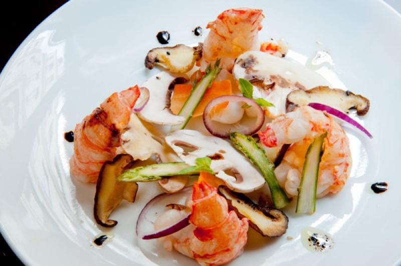 Salade de crevettes - Vraymonde