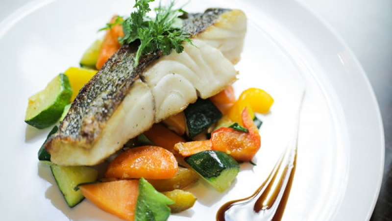 Filet de poisson -Vraymonde - Paris
