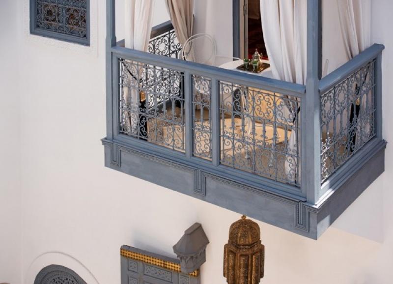 Fenêtre - Riad Adore au Maroc
