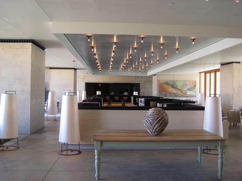 Accueil - l'Amangiri hôtel - Etats-Unis - désert