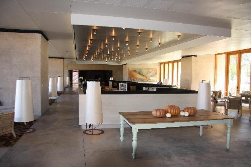 Accueil - l'Amangiri hôtel -désert - Etats-Unis