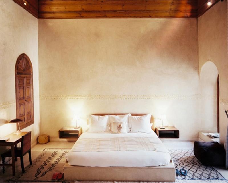 Suite - riad El Fenn - Maroc