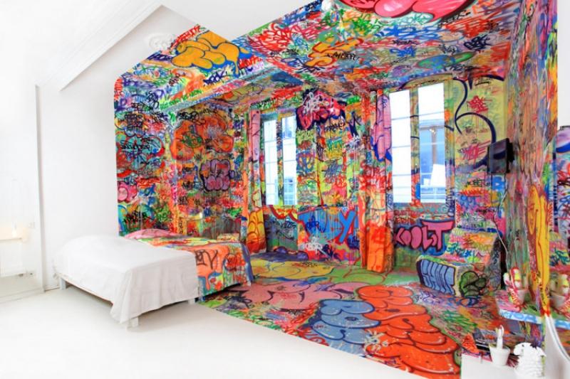 Hébergement atypique : la Panic Room de Tilt