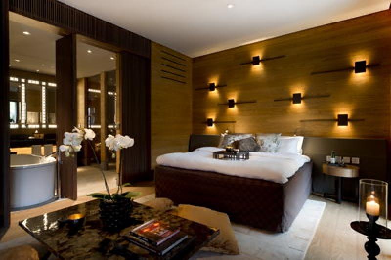 suite - Chedi Andermatt Hôtel en Suisse