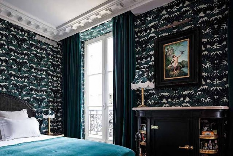 Chambre-hôtel Providence à Paris