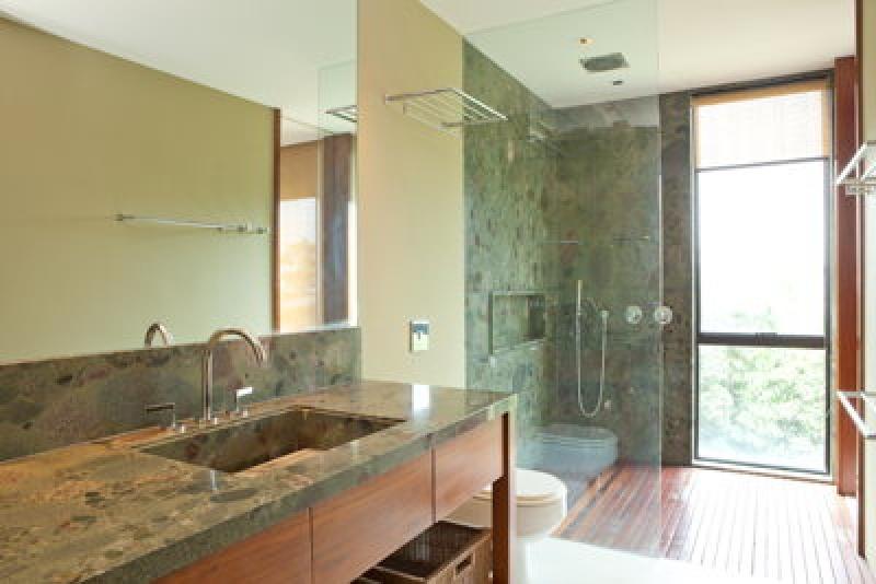 Salle de bain à Rio de Janeiro