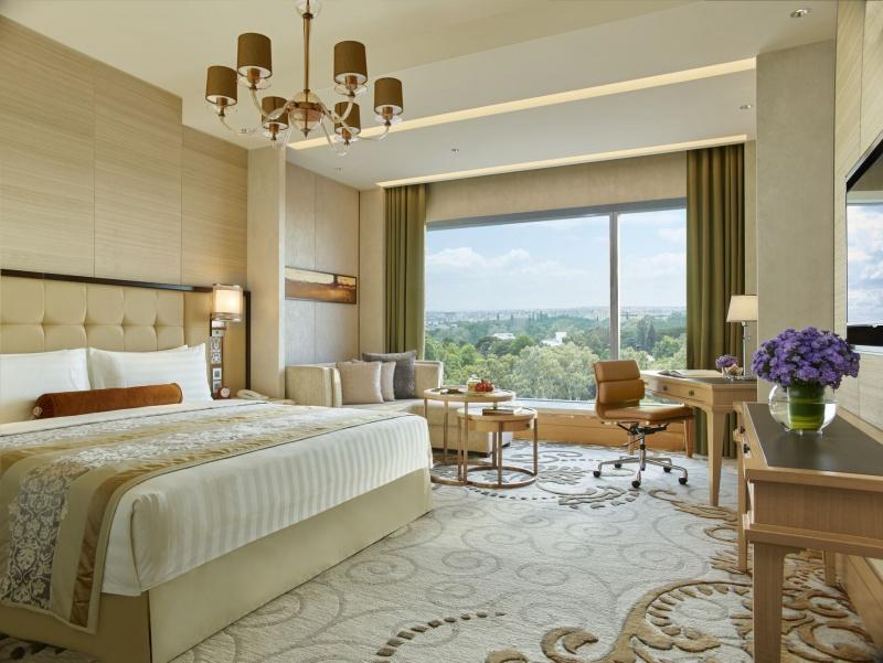 Le Shangri-La Bangalore en Inde