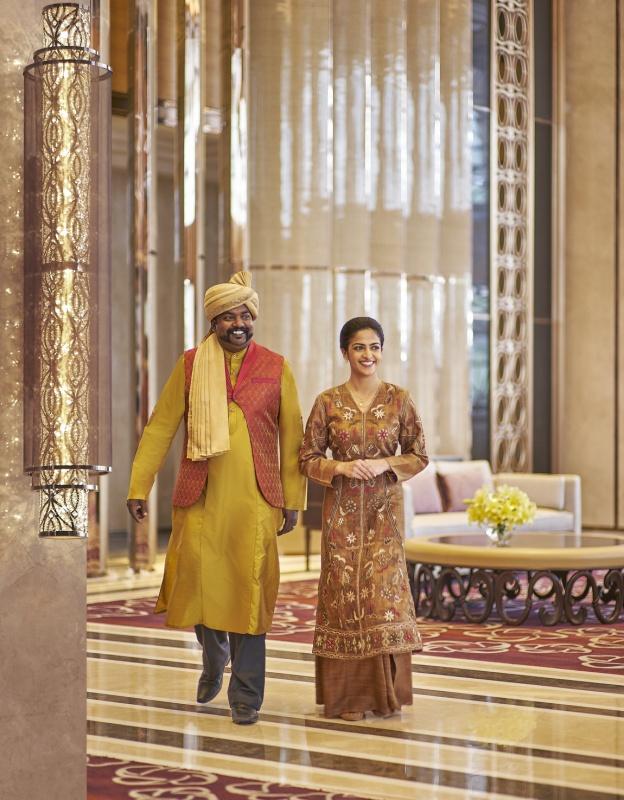 Accueil - Shangri-La Bangalore en Inde