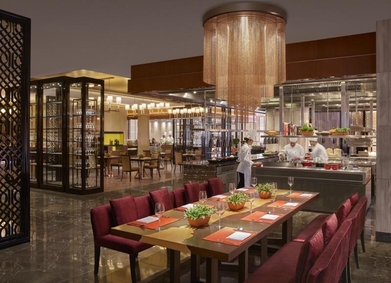 Petit-déjeuner - Shangri-La Bangalore en Inde
