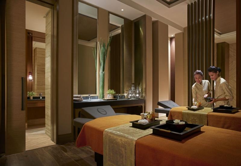 Spa - Shangri-La Bangalore en Inde