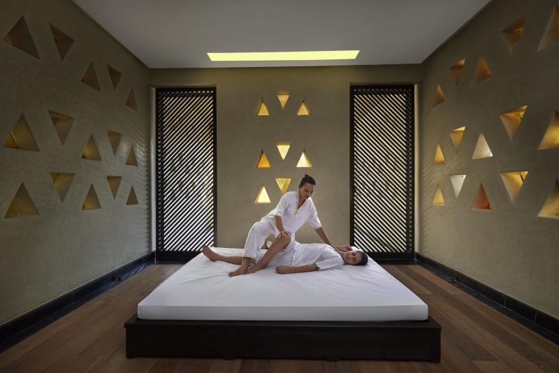 Séance de massage - Mandarin Oriental à Marrakech