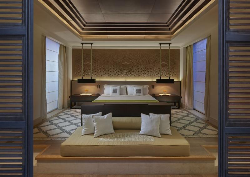 Chambre - Mandarin Oriental - Marrakech