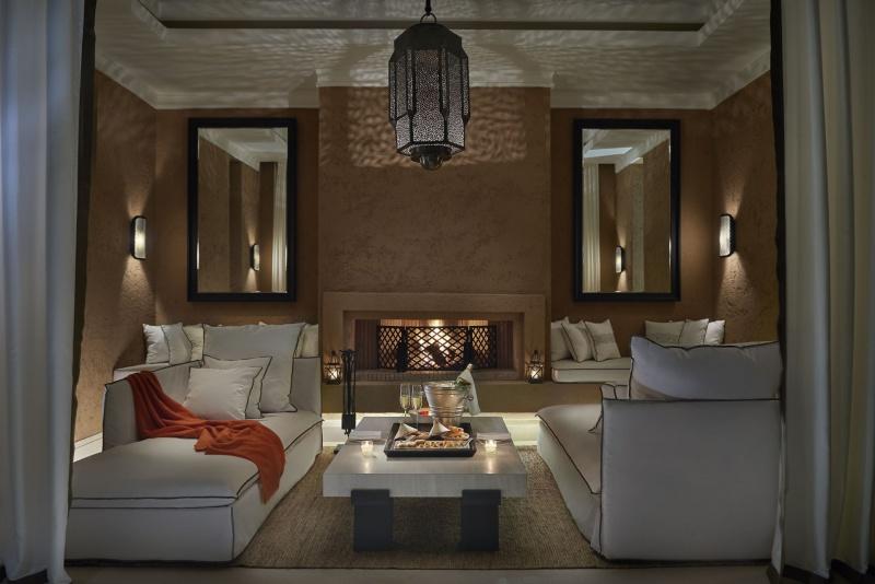Découvrir le Salon - Mandarin Oriental à Marrakech