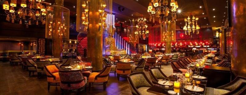 Ouverture - Buddha-bar à Marrakech