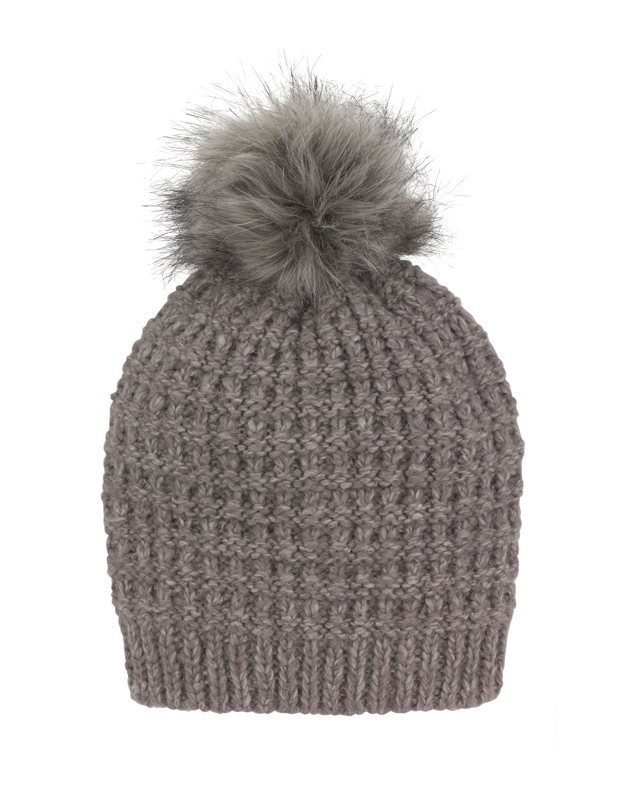 BONNET M&S Collectionmaille beige – 18,95€